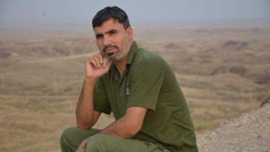 Photo of استشهاد قائد في اللواء 28 بالحشد الشعبي اثناء التصدي للهجوم الإرهابي شمال خانقين