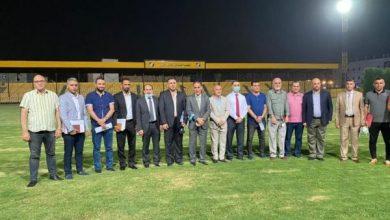 Photo of الشباب والرياضة النيابية تعقد اجتماعاََ مع ممثلي الاندية الرياضية لمناقشة قانون الاندية