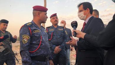 Photo of امين بغداد يدعو القوات الامنية لعدم السماح بادخال الاليات المحملة بالمخلفات لمعسكر الرشيد