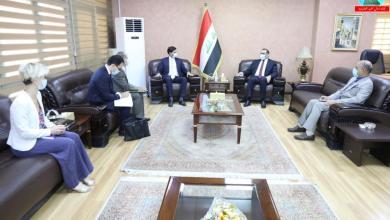 Photo of وزير التخطيط يبحث مع الجانب الفرنسي، آليات تنفيذ مترو بغداد وتأهيل مطار الموصل