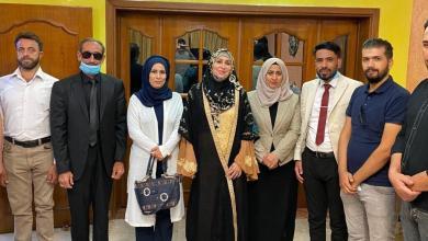 Photo of التميمي تلتقي بوفد من ممثلي المحاضرين المجانيين