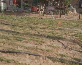 Photo of امانة بغداد انشاء حديقة وتطوير شارع حيوي بمنطقة حي الجهاد