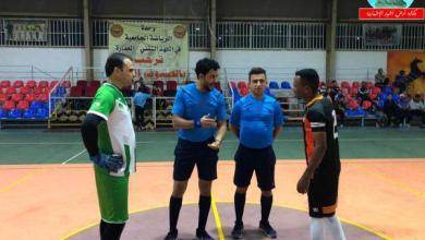 Photo of انطلاق بطولة كرة الصالات في ميسان تحمل أسم الراحل طارق احمد