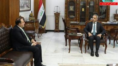 Photo of رئيس مجلس القضاء الاعلى يستقبل وزير العدل