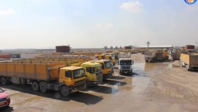 Photo of انشائية التجارة … اسطولها يحقق ٣٠٢ نقلة خلال شهر كانون الأول الماضي لنقل المواد الغذائية والانشائية