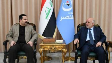Photo of الدكتور العبادي يستقبل السوداني والزرفي والمسعودي كلا على انفراد ويبحث معهم الاوضاع في البلد