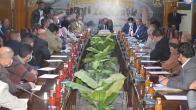 Photo of محافظ بغداد : ملتزمون بتسديد مستحقات الشركات المنفذة للمشاريع الخدمية