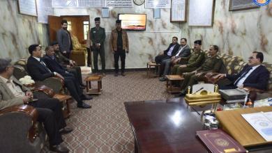 Photo of الاسدي يزور مديرية شرطة قضاء الوركاء
