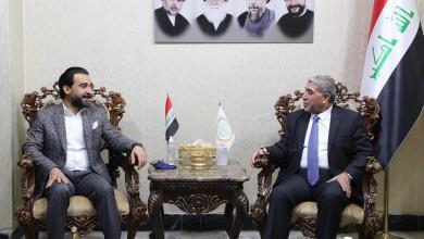 Photo of رئيس مجلس النواب يلتقي الهيئة السياسية للتيار الصدري