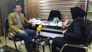Photo of نائب رئيس الإتحاد العربي للإعلام الإلكتروني يزور بلدية الكرادة