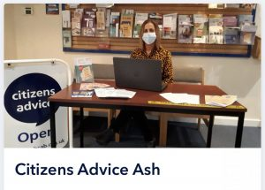 co-op Citizens Advice Ash