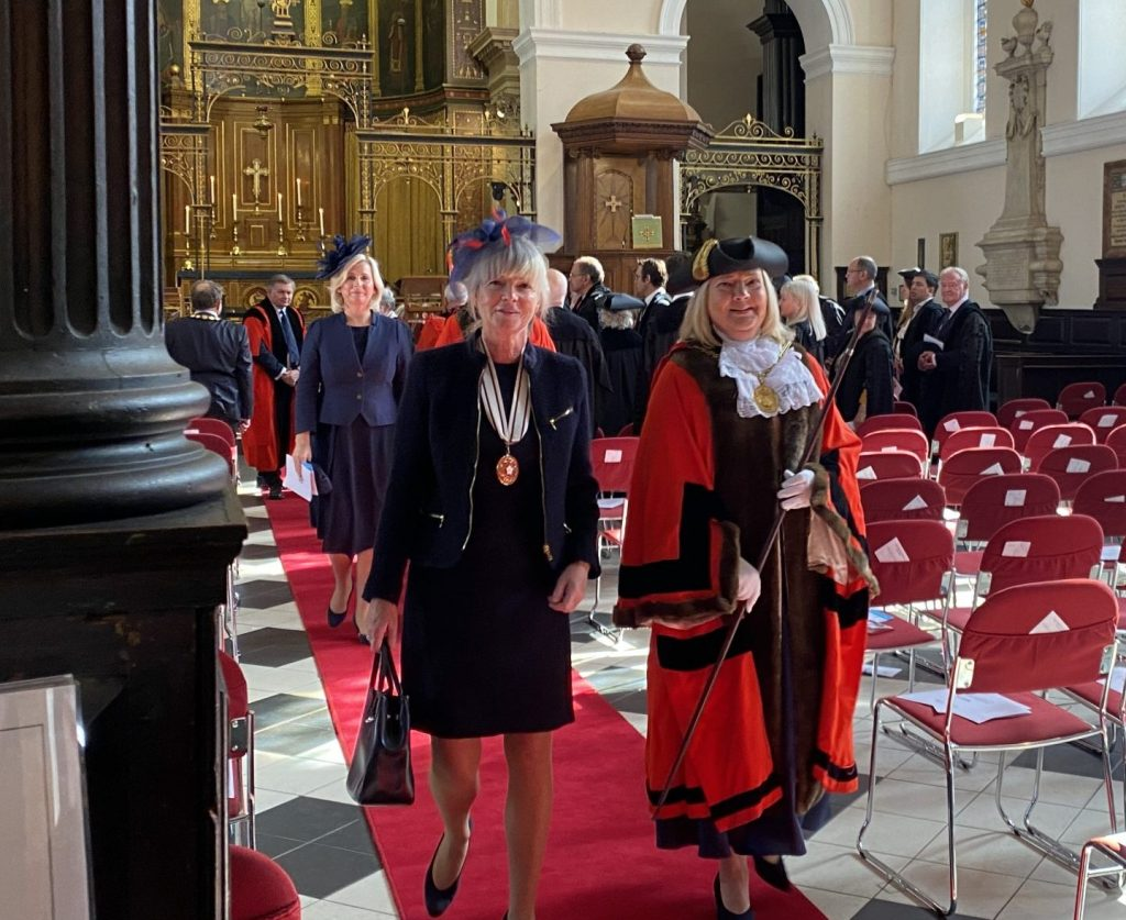 Civic Service for the Mayor of Guildford