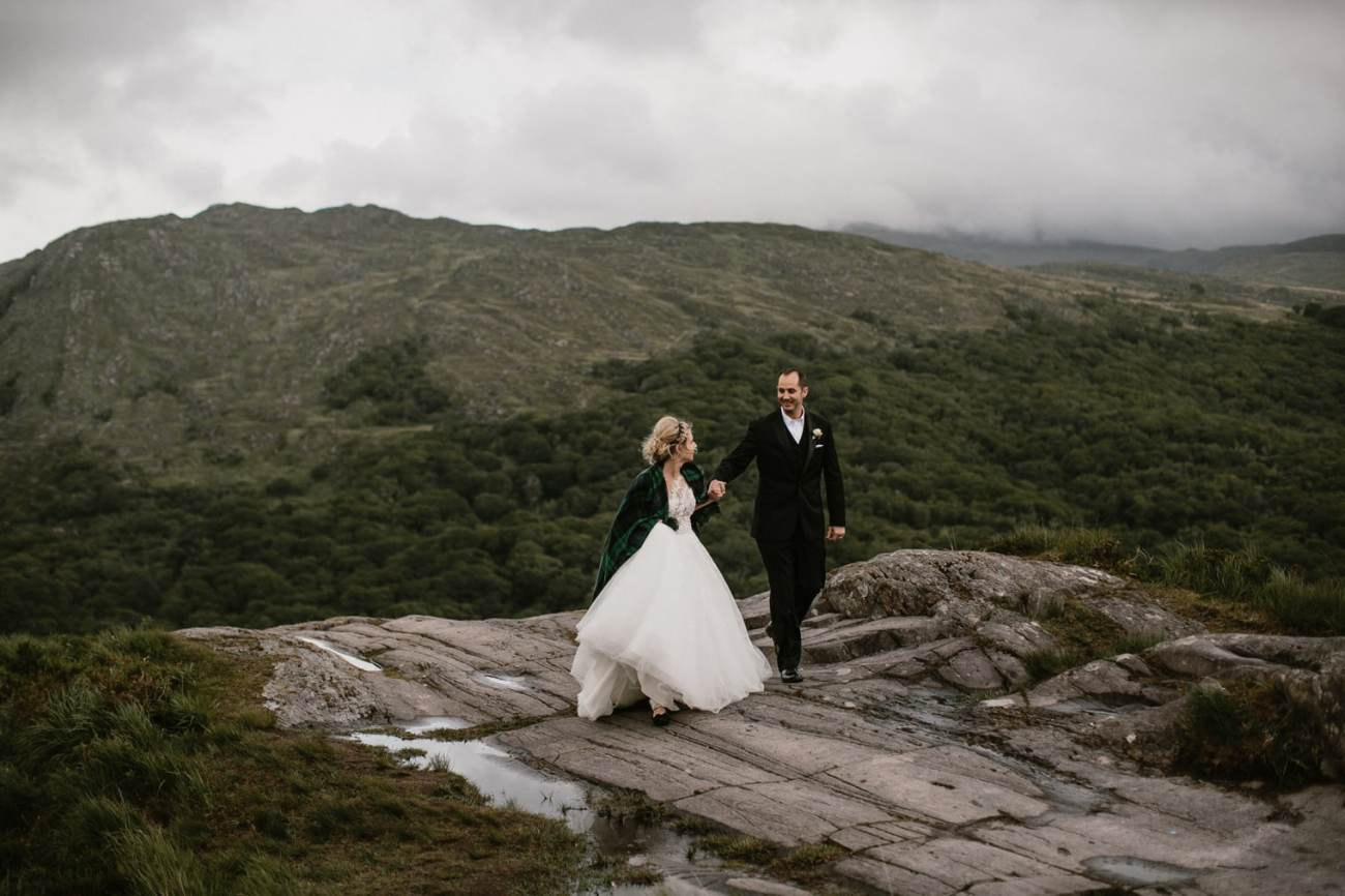 Killarney National Park Wedding