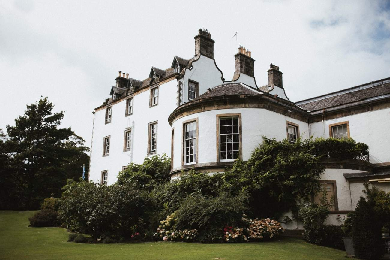 Prestonfield House in Edinburgh, Wedding Venue