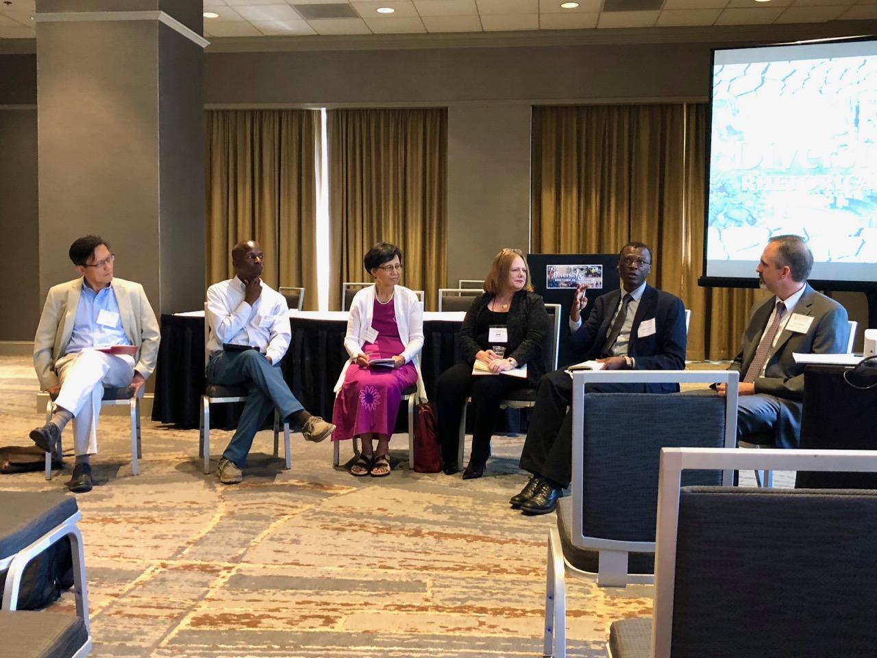 Plenary Session: Diversifying the History of Rhetoric