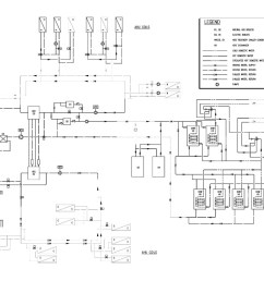 figure 4 chilled and hot water hydronic circuits showing new pipework in bold [ 1405 x 994 Pixel ]