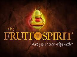 THE FRUIT OF THE SPIRIT (Galatians 5:22-23)