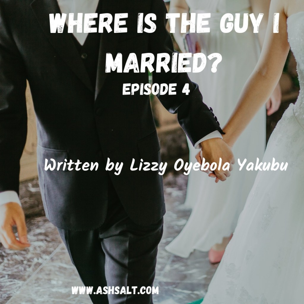 WHERE IS THE GUY I MARRIED?