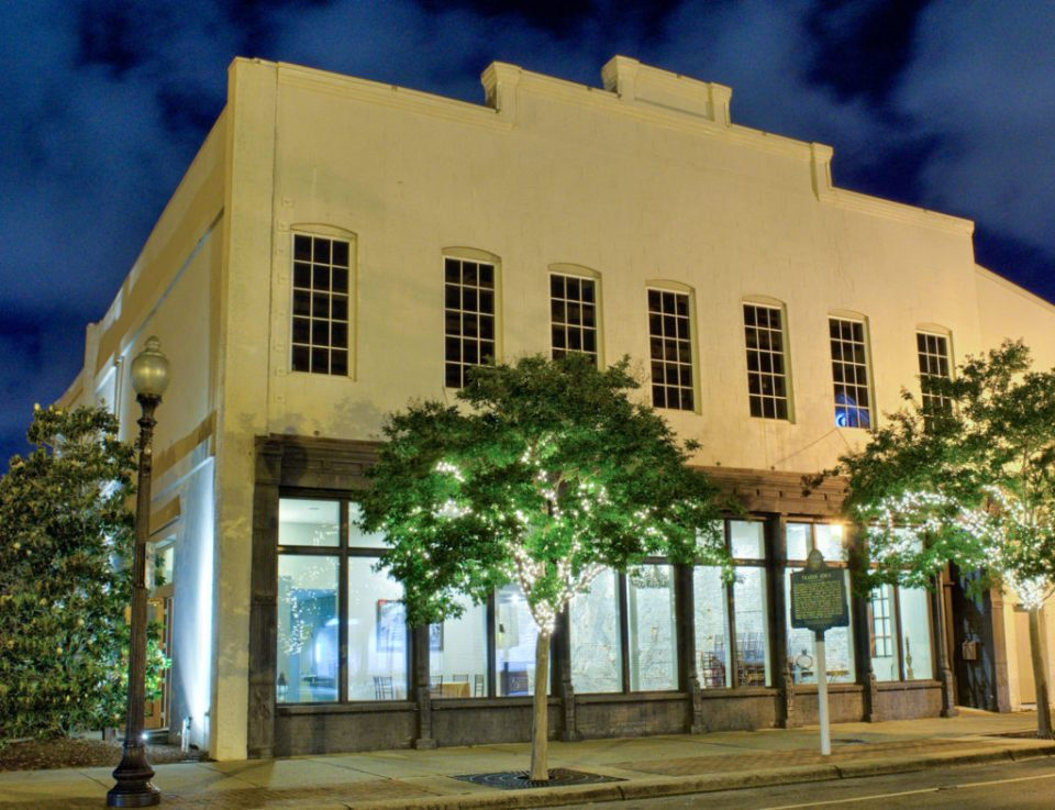 5eleven Palafox located on South Palafox Street in Downtown Pensacola