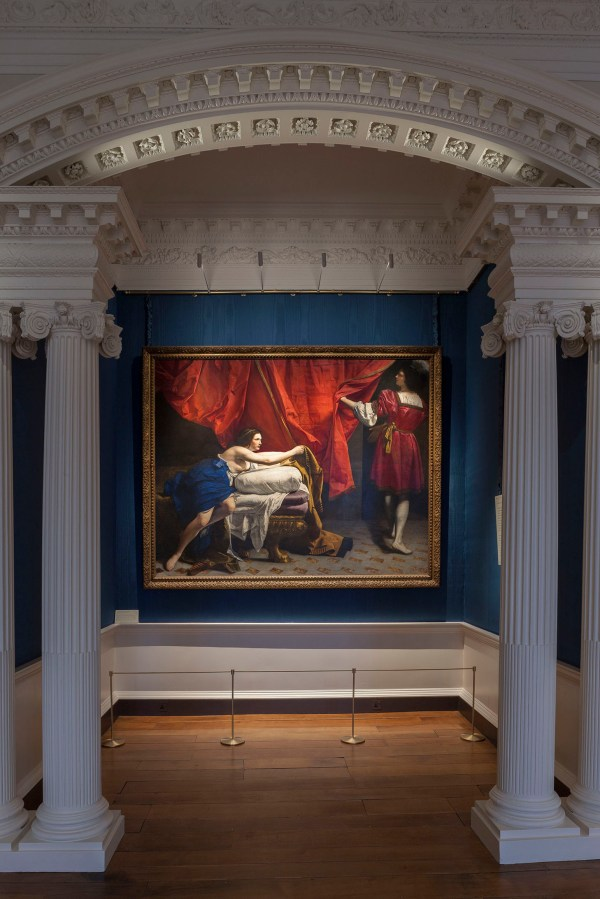 Hampton Court Cumberland Art Ashtead