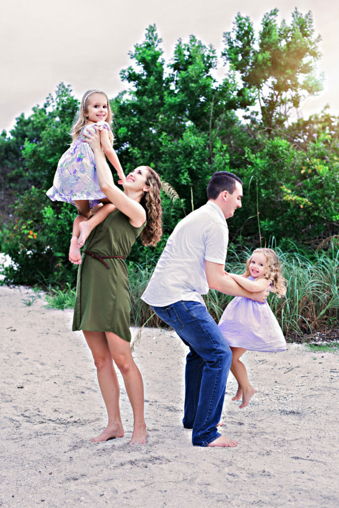 Naples Family Beach Photography
