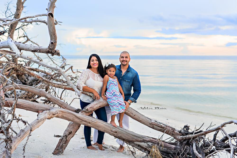 Naples Family Photos Beach