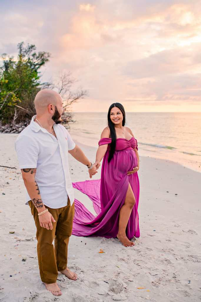 Maternity Photographer Naples Florida