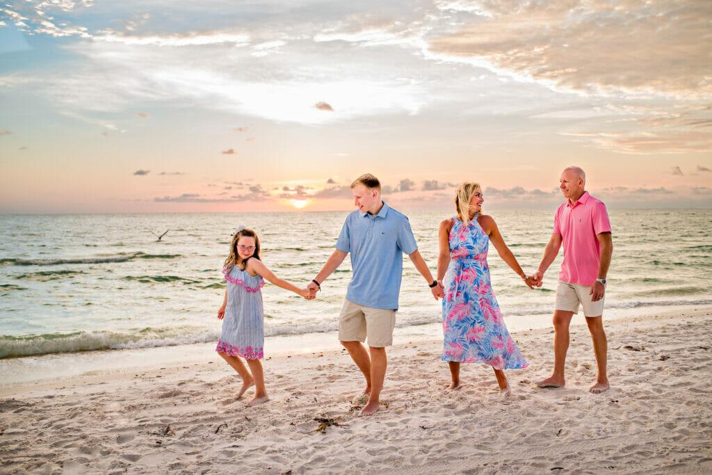 Family Photographer in Naples Florida