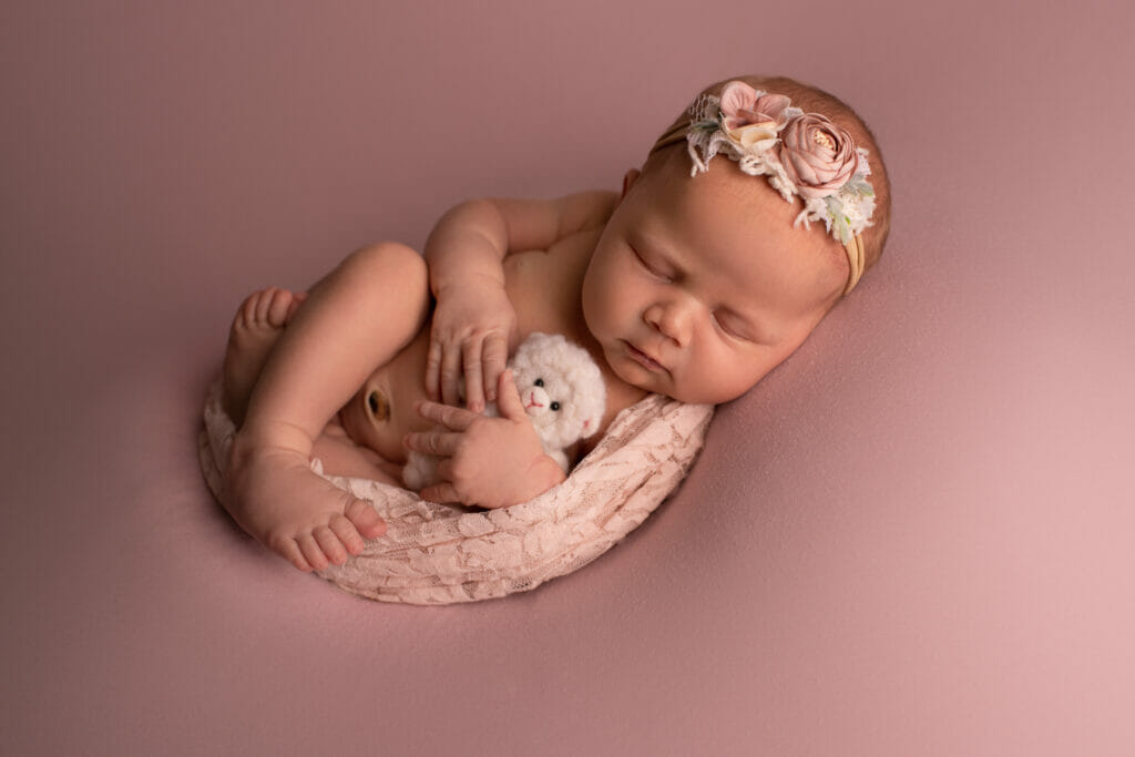 Newborn Photographer in Naples Florida