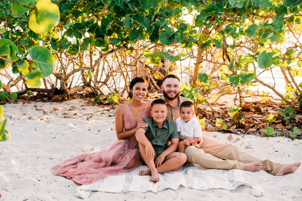 Naples Florida Family Photographer