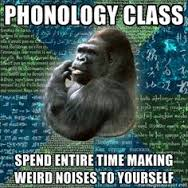 Phonology Humor