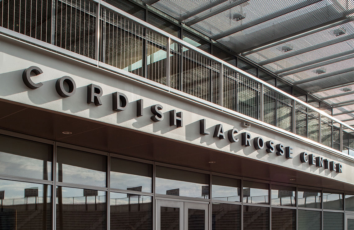 JHU Cordish Lacrosse Center
