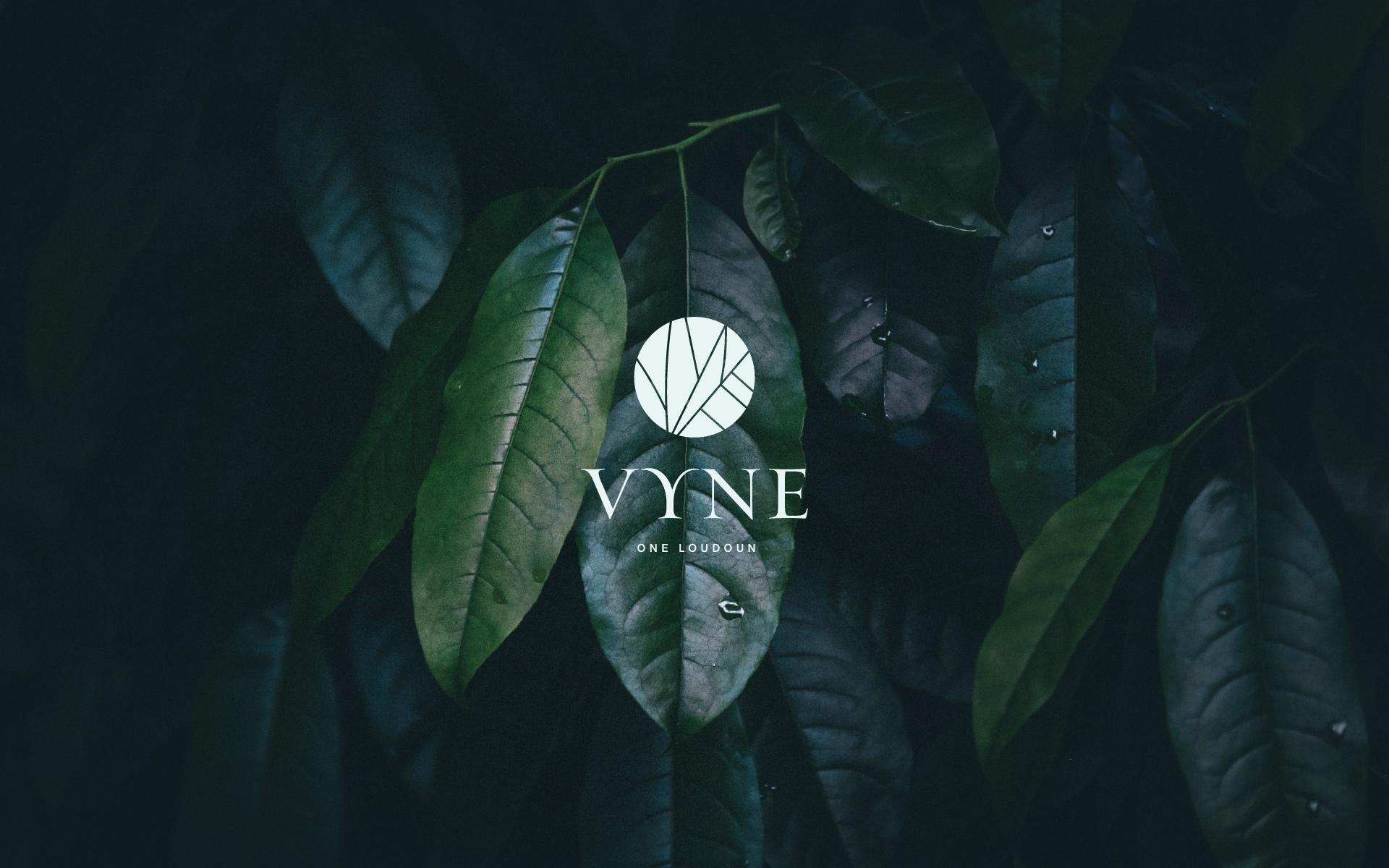 Vyne One Loudoun logo