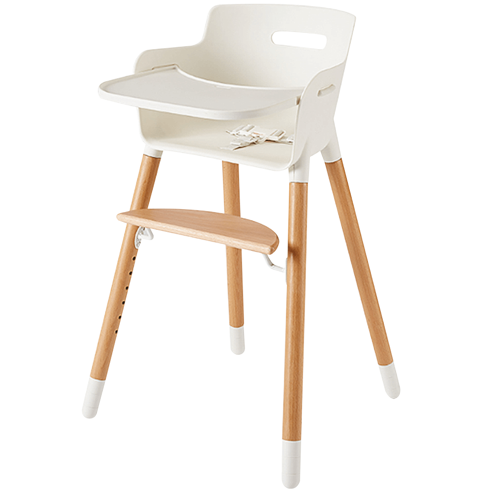 Chair High Chair Wooden High Chair For Babies And Toddlers