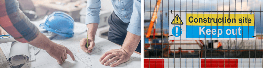 Planning changes within the high end market - construction