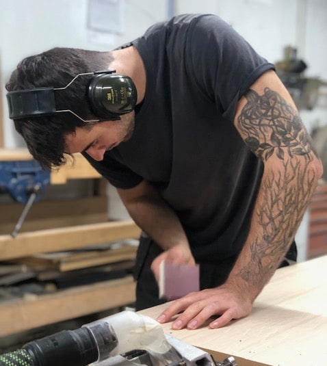 Becoming a Cabinet Maker