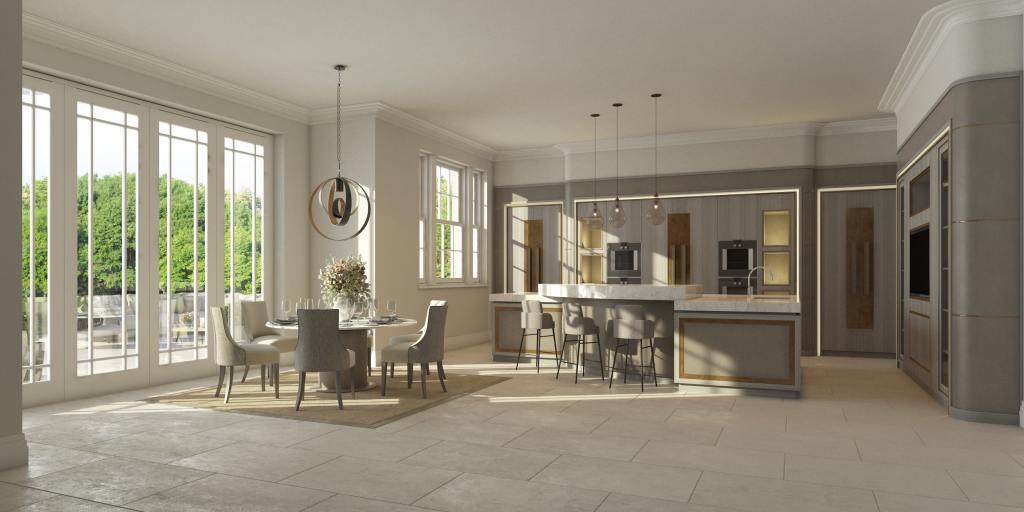 Longwood kitchen - images of kitchen / diner