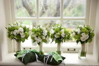 Green Bouquets - Graydon Hall Manor