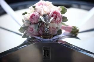 Blush Peony Bridal Bouquet