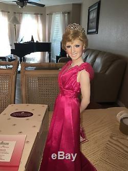 Ashton Drake Princess Diana Porcelain Doll Collection