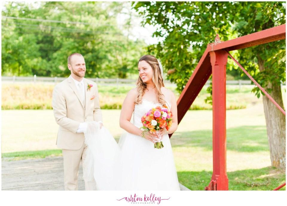 union mills homestead kate spade inspired rustic wedding maryland