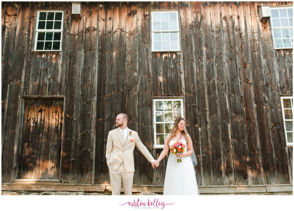 union mills homestead kate spade inspired rustic wedding maryland