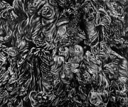 "stone lithograph 20"" x 28"" 2010"