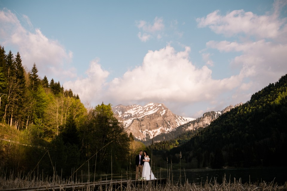 Adventurous couples choose far out adventurous destinations for their wedding or elopement.
