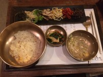 traditional bibimbap
