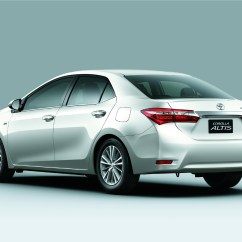New Corolla Altis Grande All Kijang Innova 2.0 Q A/t Venturer Launched The Toyota A Legend