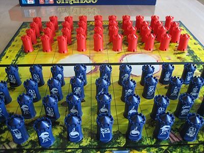 Board Game Analysis Stratego A Game Design Blog By
