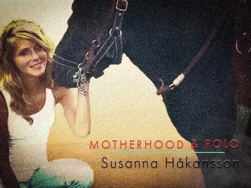 MOTHERHOOD & POLO