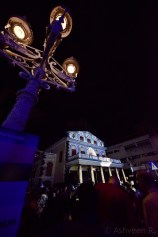 Porlwi by Light - Theatrical Projection