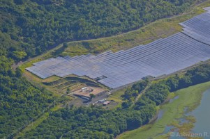 Climbing Corps de Garde - Solar Field